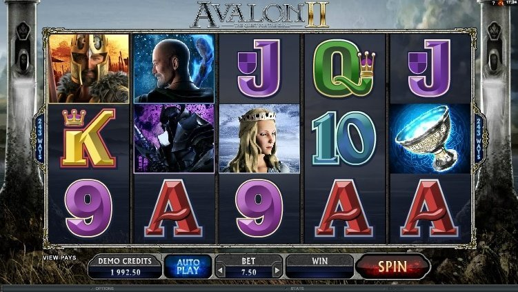 Avalon II Slot Review