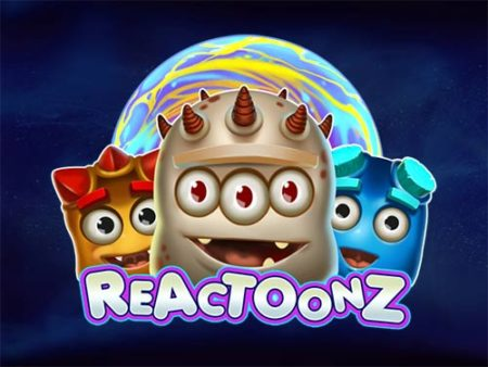 reactoonz-slot Logo